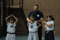 Coach Cerritelli con alcuni atleti