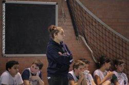 L'assistente allenatore Martina Sandoni