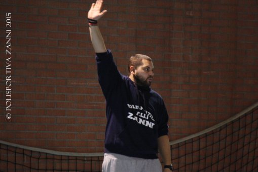 Coach Daniele Cerritelli