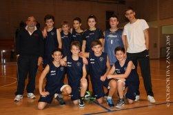 La squadra della Polisportiva Trottola