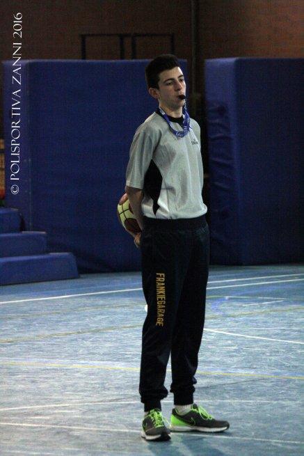 Roberto Giusti, arbitro e nostro collaboratore